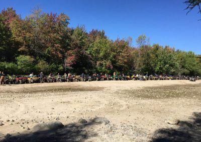 Leech-Lake-Ride-break-during-the-2016-Fall-Fun-Run-(2)