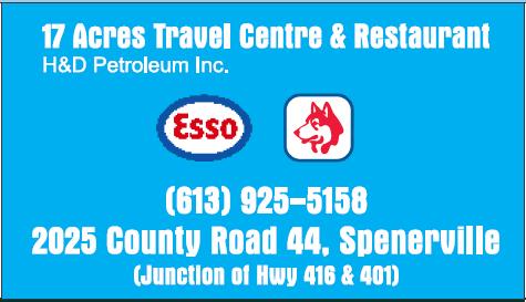 17 Acres Travel Centre & Restaurant