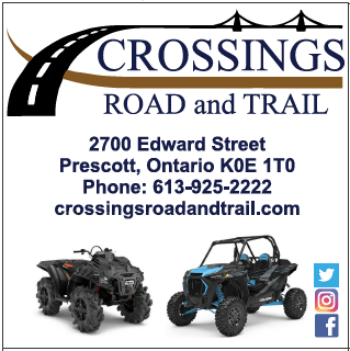 Crossings Rd and Trail