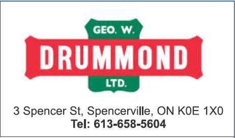 Drummond's Gas Station