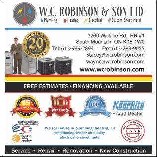 W. C. Robinson & Sons