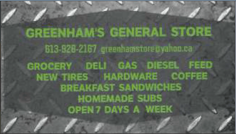 Greenham's General Store